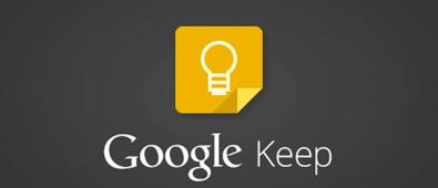 App per migliorare la produttività: Google Keep 2